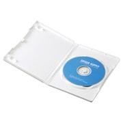 DVD-TN1-10W [DVDトールケース(1枚収納) 10枚パック ホワイト]
