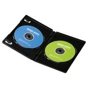 DVD-TN2-30BK [DVDトールケース(2枚収納) 30枚パック ブラック]