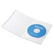 DVD-TU1-10W [スリムDVDトールケース(1枚収納) 10枚パック ホワイト]