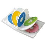 DVD-TW8-03W [DVDトールケース(8枚収納) 3枚パック ホワイト]