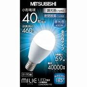 LDA6D-G-E17/D [LED電球 E17口金 昼光色 460lm 密閉器具対応 調光器具対応 MILIE(ミライエ)]