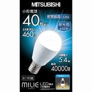 LDA5D-H-E17-T1 [LED電球 E17口金 昼光色 460lm 密閉器具対応 MILIE(ミライエ)]