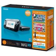 Wii Uすぐに遊べるファミリープレミアムセット kuro(クロ) [Wii U本体]