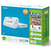 Wii Uすぐに遊べるファミリープレミアムセット+Wii Fit U shiro(シロ) [Wii U本体]