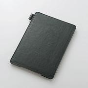 TB-A13PLF2BK [iPad Air用 レザーカバー 4アングルタイプ ブラック]