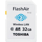 SD-WD032G [SDHCメモリカード 32GB FlashAir CLASS10 W-02]