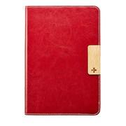 TR-SSIPDMR-RD [Smart Flip Note for iPad mini Retina スマートフリップノート iPad mini/mini2/mini3対応 レッド]
