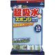 アイオン アイオン 水滴ちゃんとふき取り 超吸水スポンジ ブロック 約1.3L吸水