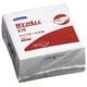 ワイプオールX70 4つ折り 60570 不織布ウエス 1ケース(900枚:50枚×18パック) 日本製紙クレシア
