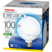 LDG11N-H/100W [LED電球 E26口金 昼白色 1340lm E-CORE(イー・コア)]