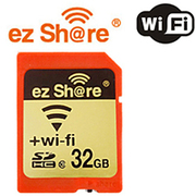MLEZSDHC32GBCL10JP32GB [Class10 32GB 無線LAN内蔵SDカード ezShare]