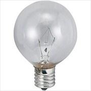 G50E12110V10WC [白熱電球 ボールランプ E12口金 110V 10W形 バルブ径50mm クリヤー]