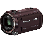 HC-V750M-T [デジタルハイビジョンビデオカメラ メモリータイプ32GB ブラウン]