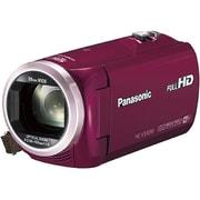 HC-V550M-R [デジタルハイビジョンビデオカメラ メモリータイプ32GB レッド]