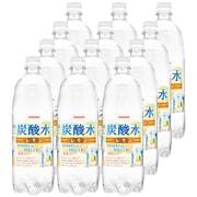炭酸水レモン 1000ml×12本 [炭酸飲料]