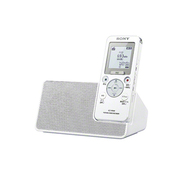 ICZ-R100 [ポータブルラジオレコーダー 8GBメモリー内蔵 AM/FMラジオ予約録音機能搭載]