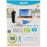 WiiU Wii  Fit U Fitメーターセット [WiiU]