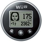WiiU用 フィットメーター [クロ]
