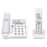 TF-FE30W-H [デジタルコードレス留守番電話機 子機1台タイプ グレー]