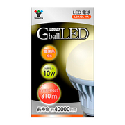 LDA10L-HA [LED電球 E26口金 電球色 810lm 10W Gball]