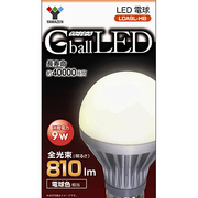 LDA9L-HB [LED電球 E26口金 電球色 810lm 9W G-ball]