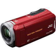 GZ-RX130-R [Everio(エブリオ) ハイビジョンメモリービデオカメラ 64GB レッド]