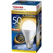 LDA8L-G-K/D/50W [LED電球 E26口金 電球色 640lm 密閉器具対応 調光器具対応 E-CORE(イーコア)]