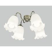 WF687LD [LEDランプ シーリングファン用シャンデリア ~10畳 13.8W×4 非調光 電球色]