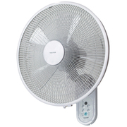 KIDC477 [壁掛け扇風機 DCモーター リモコン付 ホワイト]