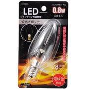 LDC1L-H-E17 12C [LED電球 E17口金 電球色]