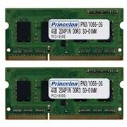 PAN3/1066-2GX2 [Mac対応メモリーモジュール ノートブック用メモリ 2GB×2 PC3-8500 DDR3 204pin SDRAM]