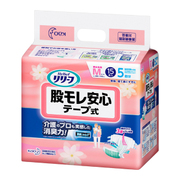 股モレ安心テープ式 [男女共用 Mサイズ 5回分吸収 15枚]