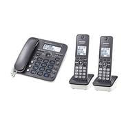 VE-GD32DW-H [デジタルコードレス電話機 子機2台タイプ ダークメタリック]