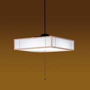 LEDP94002PL-LD [LED和風ペンダントライト(モダン和風タイプ) ~8畳/電球色/リモコン付]