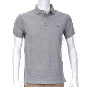 ポロシャツ 半袖 M D86 GREY [Mサイズ グレー]