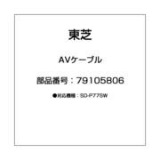 79105806 [AVケーブル]