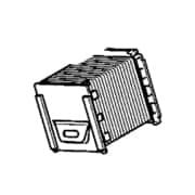 FFV0270062 [24時間フィルター(熱交換形)用 熱交換素子(エレメント) 常温地区用]