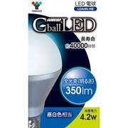 LDA4N-HB [LED電球 昼白色 Gball]