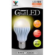 LDA4L-H-E17 [LED電球 E17口金 電球色 Gball]