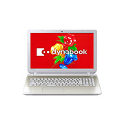 PT45-33MSXGD [dynabook T45/33MD 15.6型ワイド/HDD1TB/DVD-スーパーマルチドライブ/ライトゴールド/ヨドバシカメラオリジナルモデル]