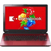 PT45-33MSXRD [dynabook T45/33MD 15.6型ワイド/HDD1TB/DVD-スーパーマルチドライブ/モデナレッド/ヨドバシカメラオリジナルモデル]