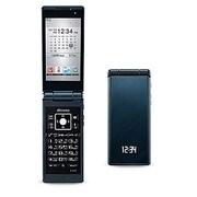 F-07F Black [携帯電話]