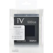 M-VDRS500G.E.BK [カセットハードディスク アイヴィ 500GB ブラック]