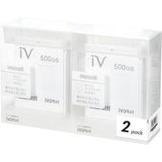 M-VDRS500G.E.WH2P [カセットハードディスク アイヴィ 500GB ホワイト 2個入り]