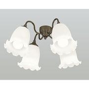 WF777LD [LEDシーリングファン用シャンデリア ~10畳 13.8W×4灯 非調光 電球色]