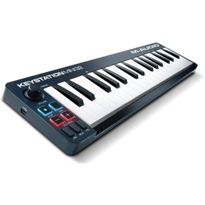 Keystation Mini 32 II [ベロシティ対応32ミニ鍵盤キーボード・コントローラ]