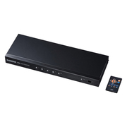 SW-HD42ASP [HDMI切替器(4入力2出力・分配器機能付き)]