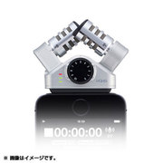 iQ6 [XY stereo Microphone Lightning端子接続ステレオマイク]