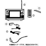 115716 [ポータブル防水DVDプレーヤー用 ACアダプター VD-CH38]