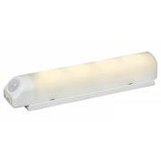 BSL40WL-W [乾電池式屋内センサーライトウォールタイプ ホワイト 電球色相当]